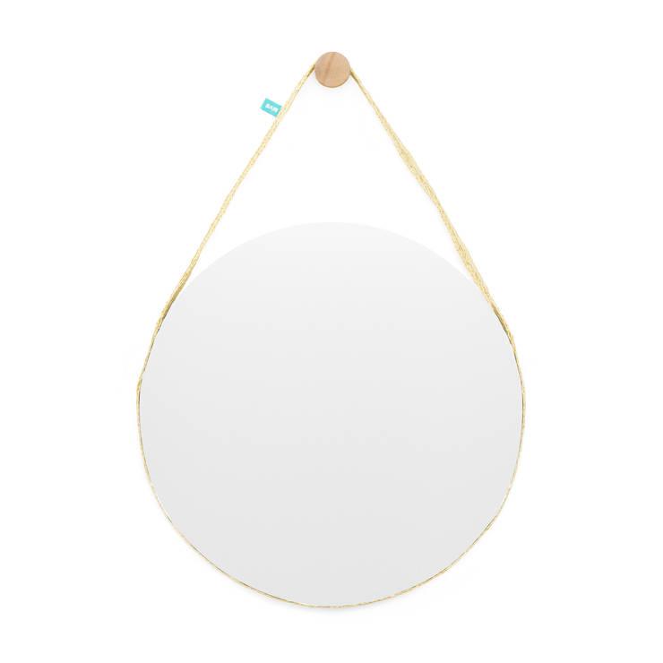 BELA (espelho grande): Casa  por DAM