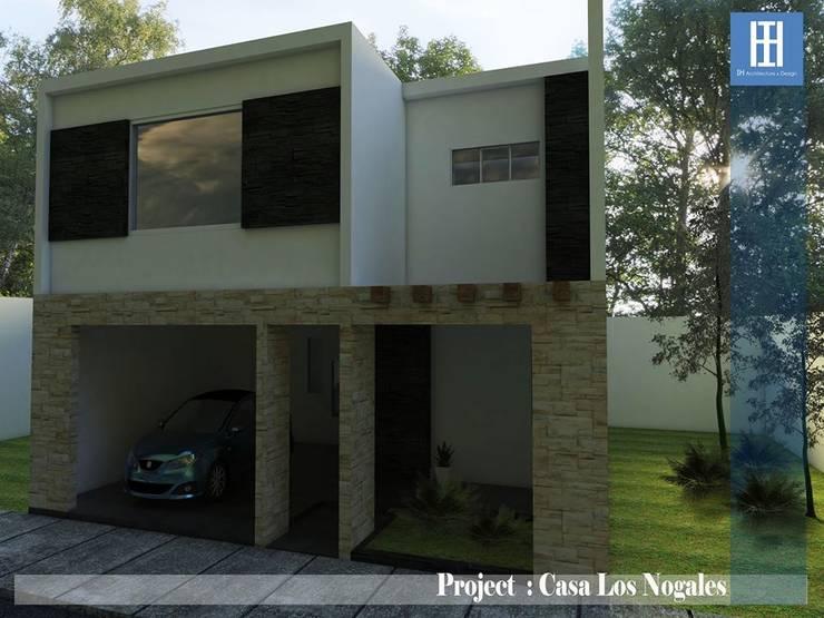 IH architecture&design: Casas de estilo  por IH Architecture & Design