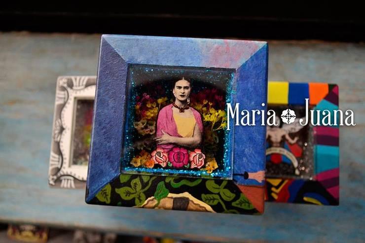 Hogar de estilo  por Maria Juana Art