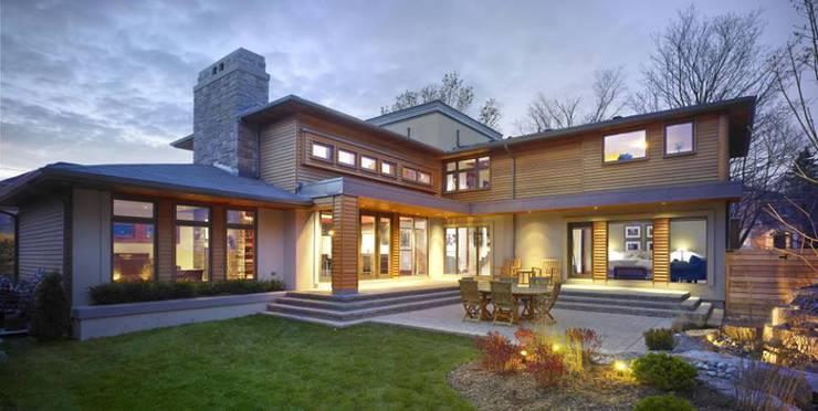 Arquitectura+: Casas de estilo  por Arquitectura +