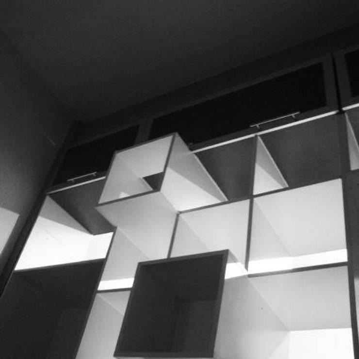NIDO Arquitectos: Salas de estilo  por NIDO ARQUITECTOS