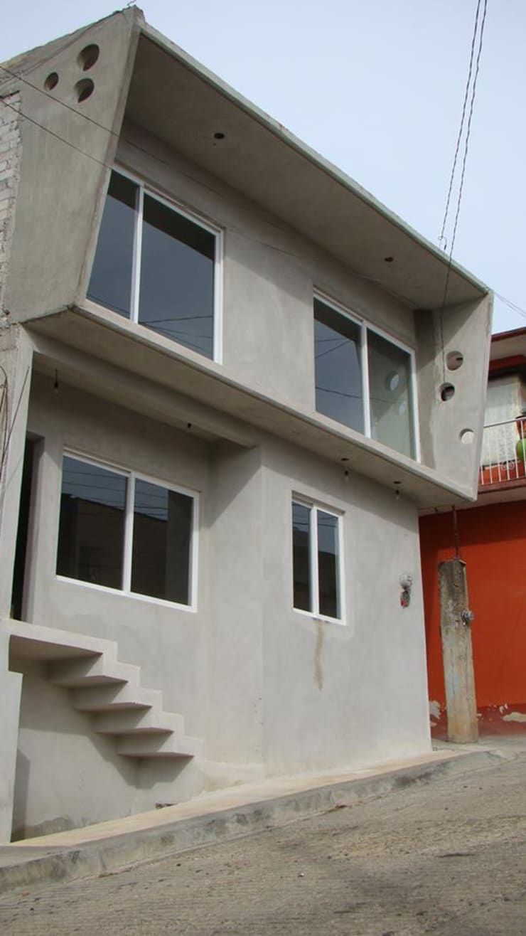 NIDO Arquitectos: Casas de estilo  por NIDO ARQUITECTOS
