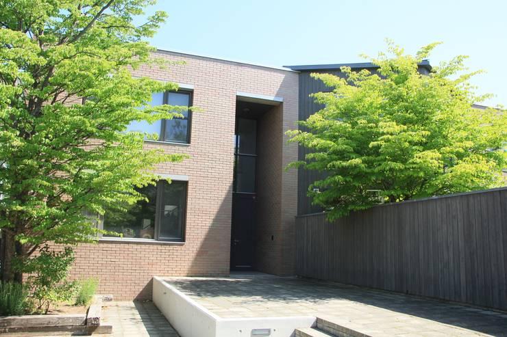 Yo-house: (有)ガンバ建築設計が手掛けた家です。,
