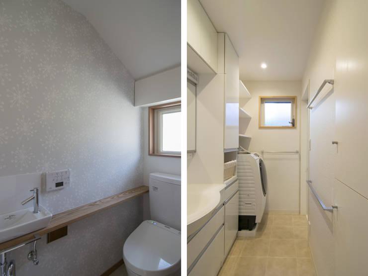 学んで遊んで…  すくすくリノベーション vol.6: 株式会社エキップが手掛けた浴室です。