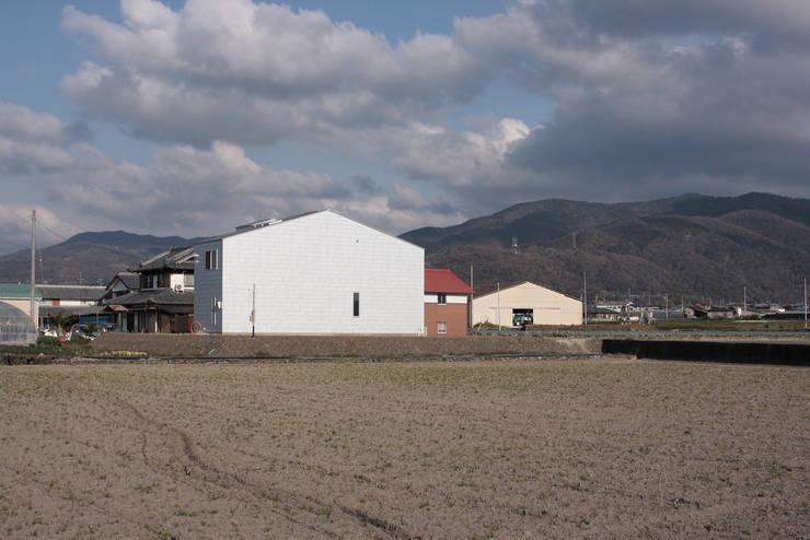 O House: 藤井直也デザイン事務所が手掛けた家です。