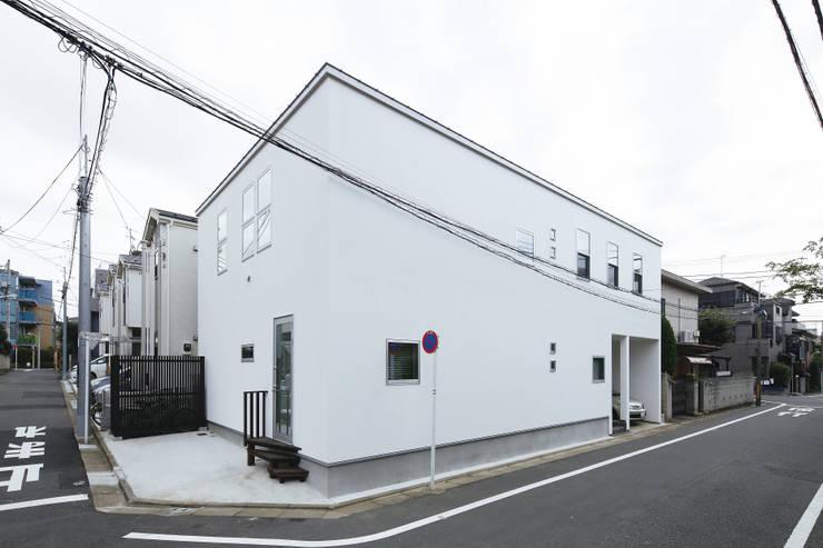 施工事例: 株式会社Add設計工房が手掛けた家です。