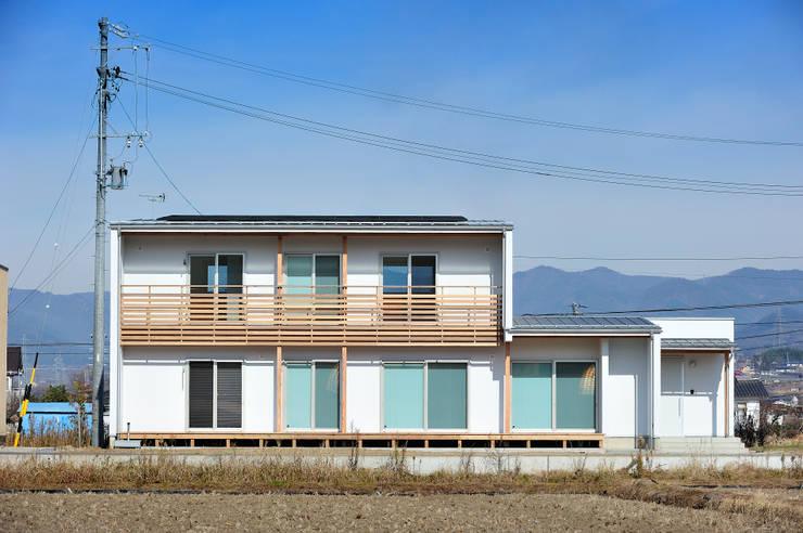 施工事例2: info8193が手掛けた家です。