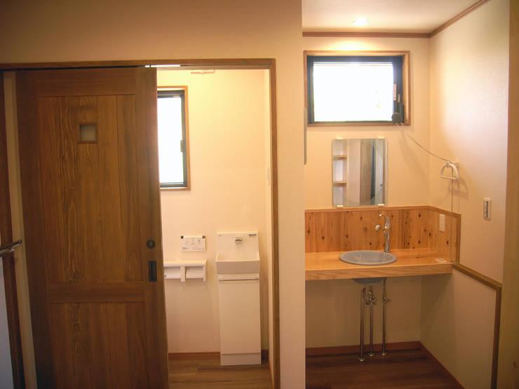 asiatische Badezimmer von drem.tao.koubou