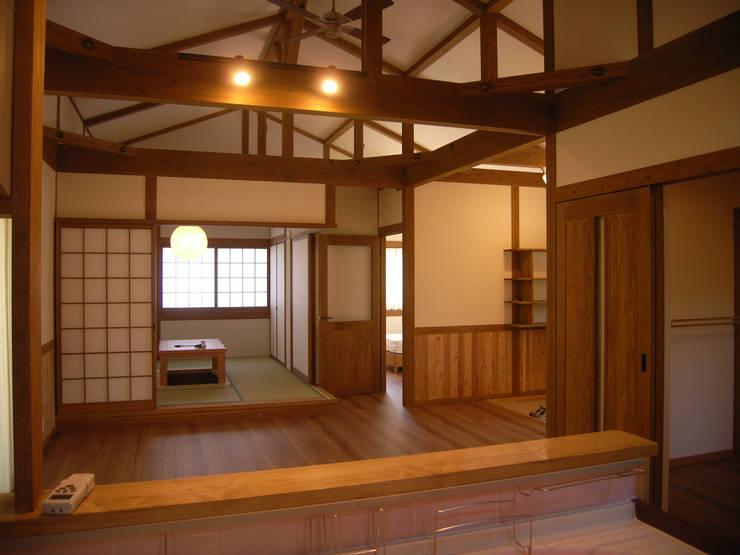 施工事例: drem.tao.koubouが手掛けた窓です。