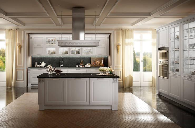 Dolcevita: Cucina in stile  di Dughiero studio