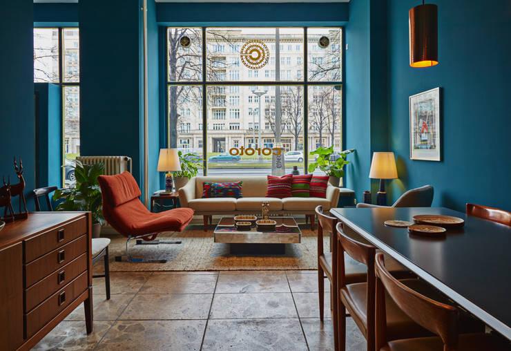 غرفة المعيشة تنفيذ Coroto - Deubel D'Aubeterre GbR