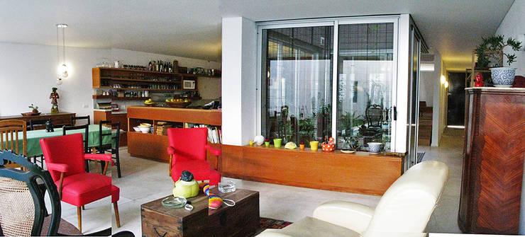 Casa Cabrera:  de estilo  por Paula Mariasch - Juana Grichener - Iris Grosserohde Arquitectura
