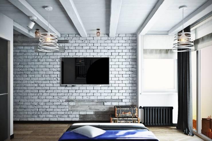 Dormitorios de estilo  de De Steil