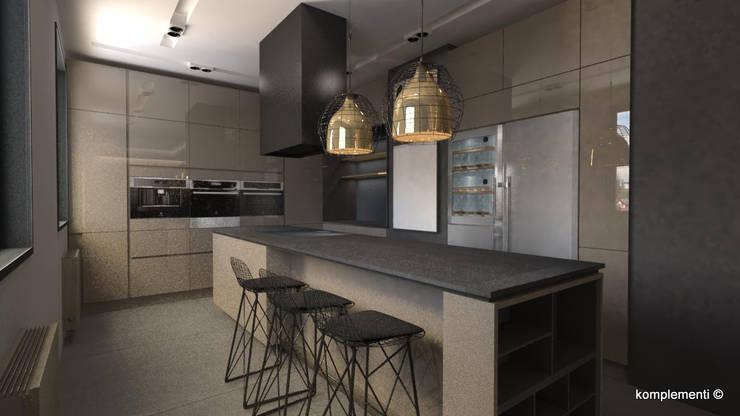 Kitchen by Komplementi, Modern
