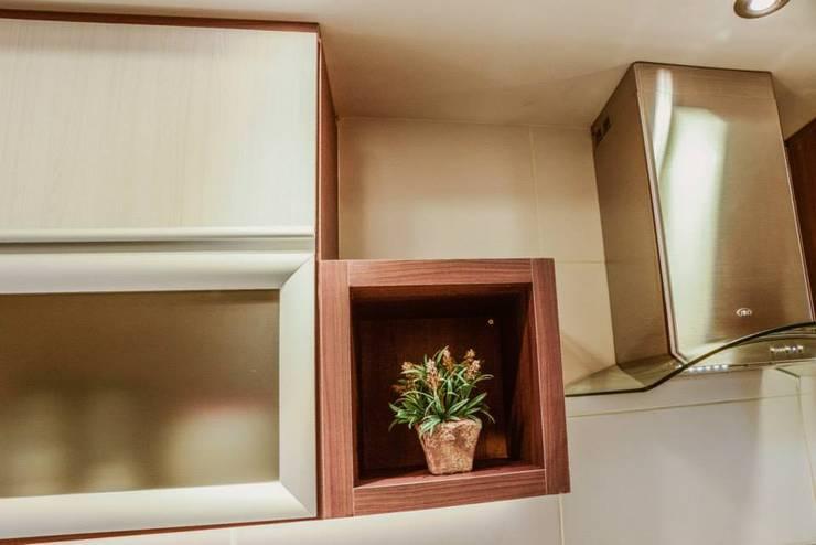 Remodelación Interior Vivienda: Livings de estilo  por D&C Interiores