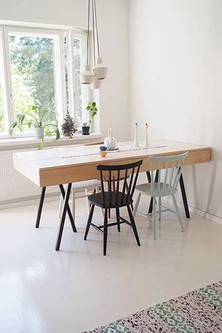 Espacios y Muebles by MO: Comedores de estilo moderno por Mobiliario Objetos MO