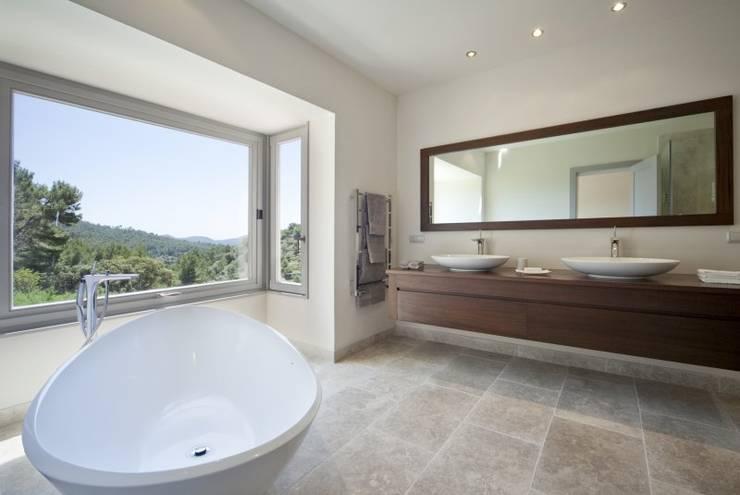 Baños de estilo  por elena10