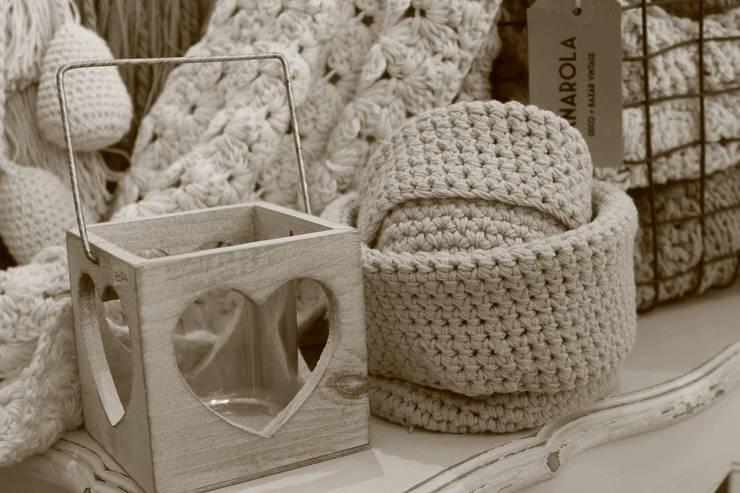 Decoracion para el hogar: Livings de estilo  por Manarola Objetos Vintage,