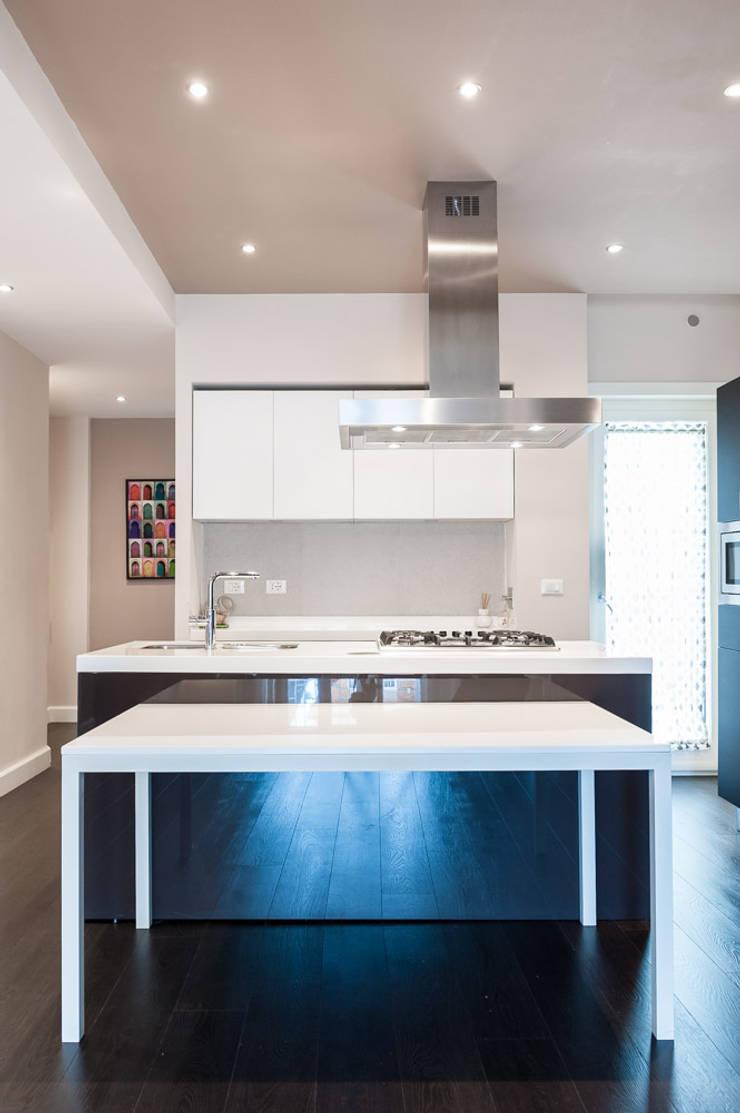Minimalistische keukens van Paolo Fusco Photo Minimalistisch