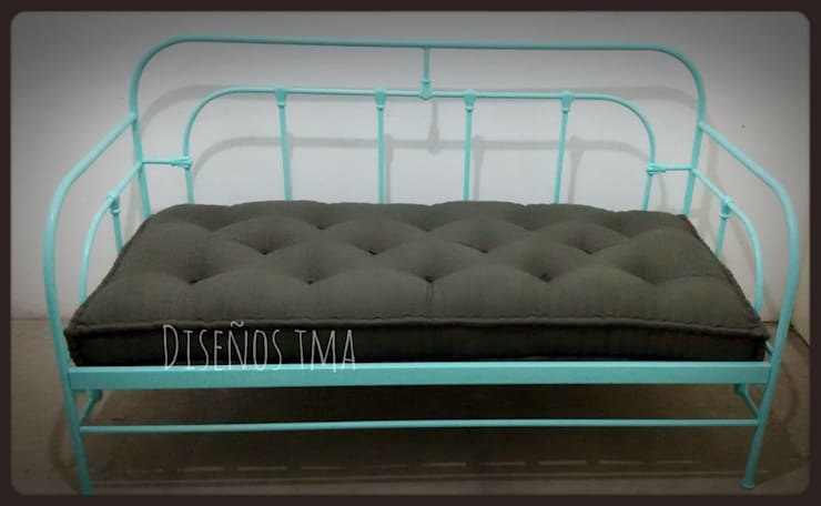 Muebles forjados:  de estilo  por DISEÑOS TMA,Moderno