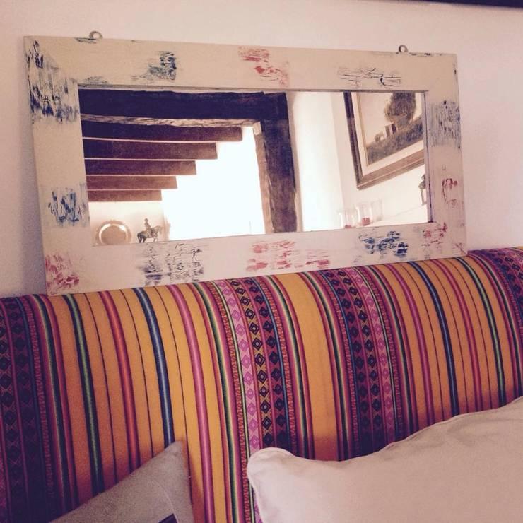 Objetos de decoración: Livings de estilo moderno por Huepil Decó