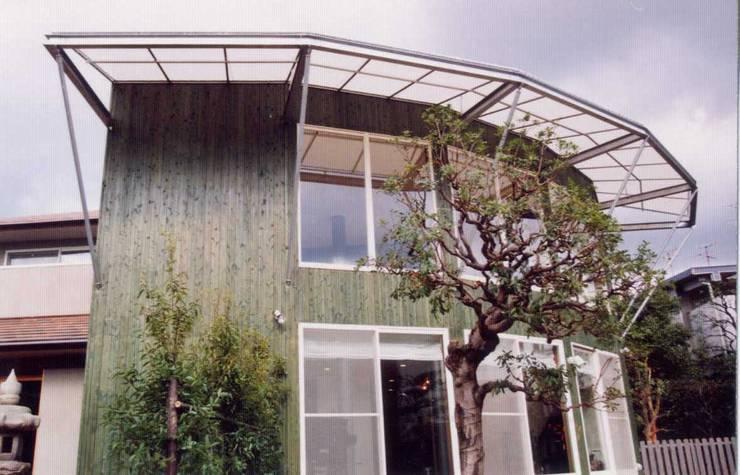 E邸: (有)アマ設計事務所が手掛けた家です。,