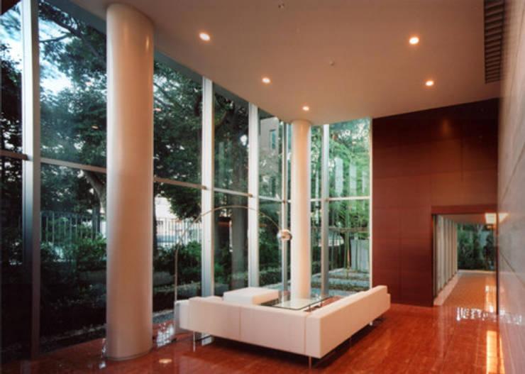 施行事例2: 株式会社 北川原環境建築設計事務所が手掛けたテラス・ベランダです。