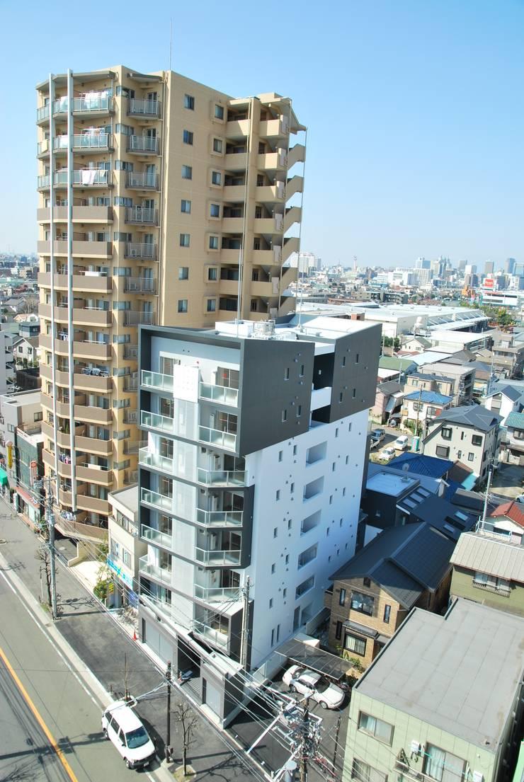 ウエストコート川崎大師: nakajimaが手掛けた家です。