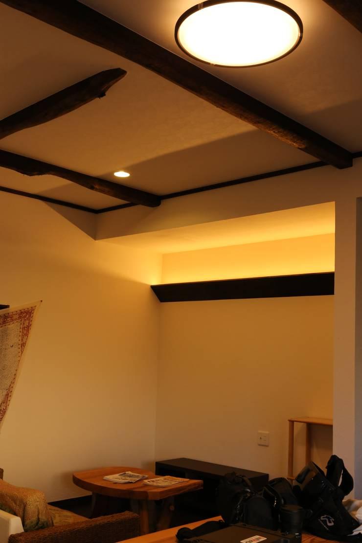 施工事例 2: h-takeshiが手掛けた壁です。