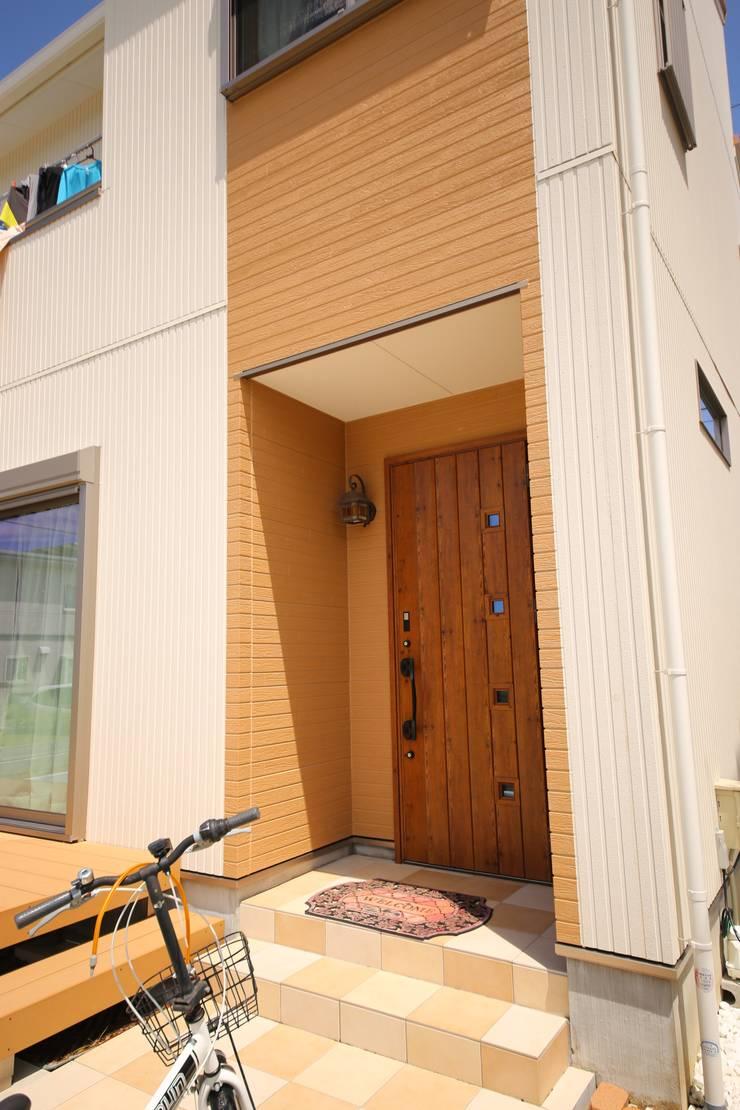施工事例1: h-takeshiが手掛けた窓です。