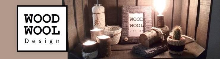 hout, wol, licht, liefde:   door WoodWoolDesign, Landelijk