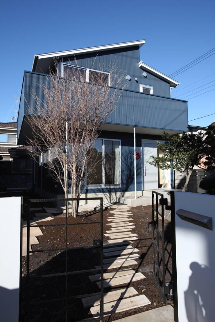 青梅の家外観 の スタジオエイチ / studio eichi