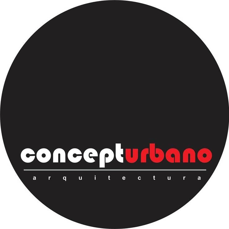 Vivienda Unifamiliar BºDon Carlos: Casas de estilo moderno por concepturbano