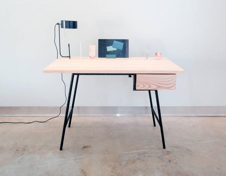 Studio Isabel Quirogaが手掛けた勉強部屋/オフィス