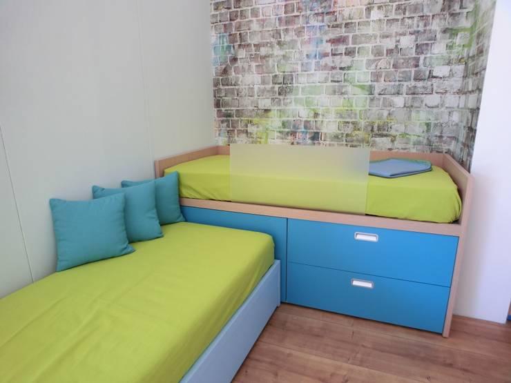 Letti Salvaspazio Bambini : Letti salvaspazio e a scomparsa idee per camera da letto