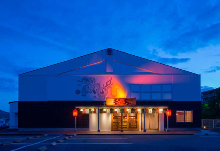 HAKATA RAMEN GABA saijyo: Pilot  Planning  Inc.が手掛けたレストランです。