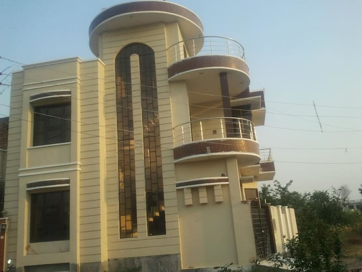 Construction / Civil Work:  Houses by S.R. Buildtech – The Gharexperts