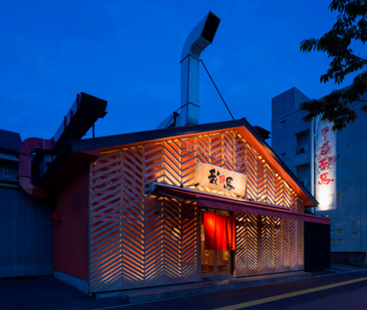 HAKATA RAMEN GABA minami: Pilot  Planning  Inc.が手掛けたレストランです。,和風
