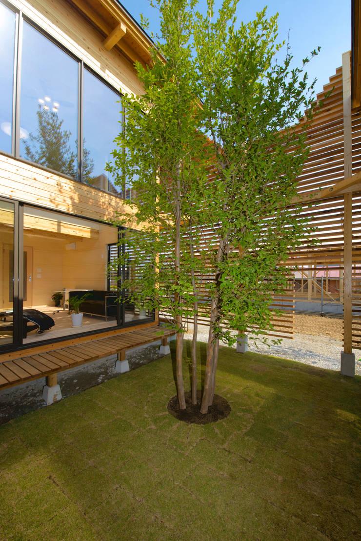 Forest of wind: 松浦一級建築設計事務所が手掛けたです。