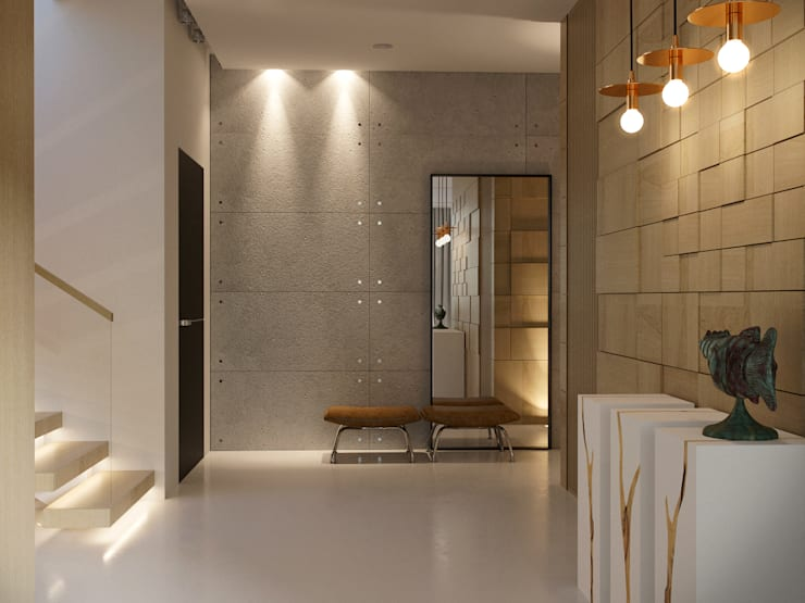 Corridor, hallway by AShel