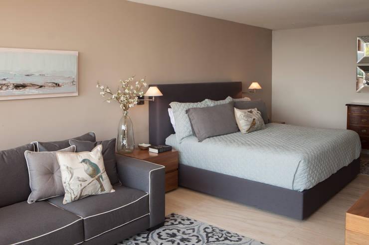 Proyecto PH Las Flores Dormitorios modernos de Basch Arquitectos Moderno