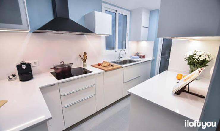 Cucina in stile in stile Moderno di iloftyou