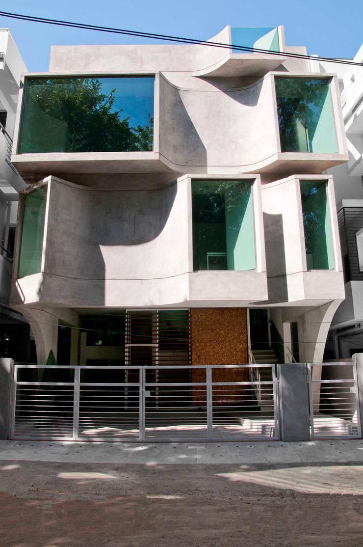 Shipara:  Office buildings by SDeG