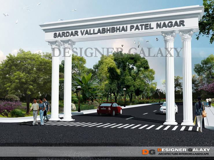 Island Design:  Garden by DESIGNER GALAXY