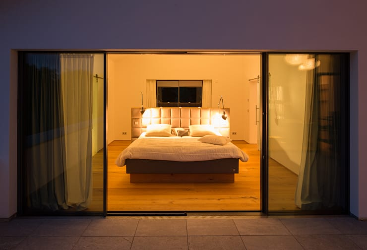 Dormitorios de estilo  por schulz.rooms