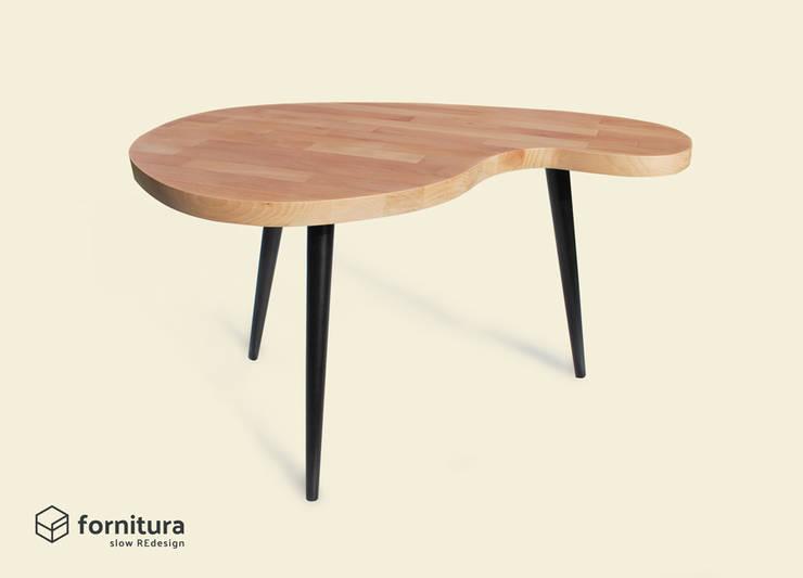 Stolik Nerka: styl , w kategorii  zaprojektowany przez Fornitura,Minimalistyczny