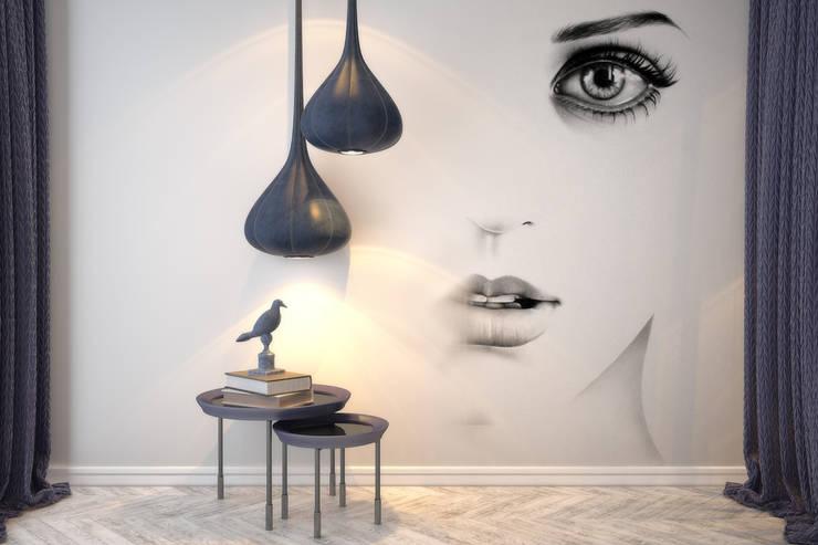 Рабочий кабинет  в . Автор – U-Style design studio
