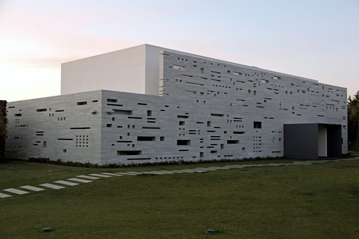 Вилла в . Автор – guedes cruz arquitectos