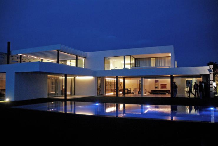 Villa von guedes cruz arquitectos
