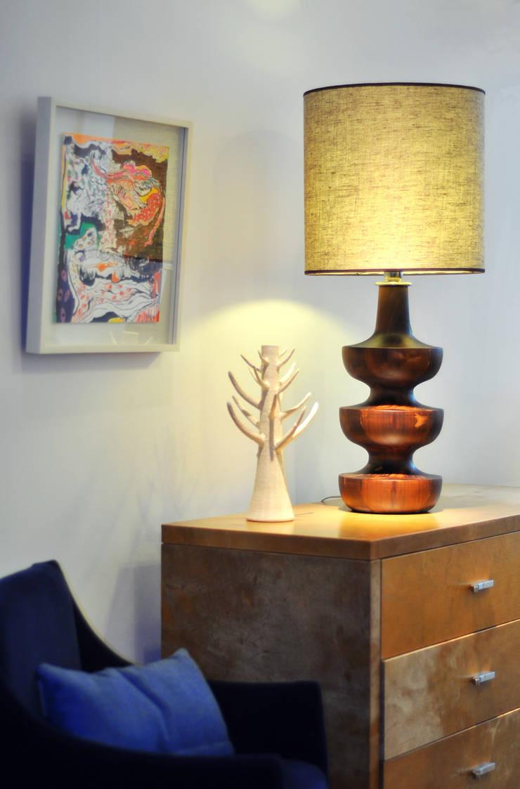 CONCEPTOS: Livings de estilo moderno por Duveen